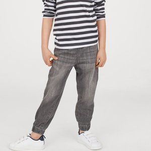 Levi's Grey Pull on Jogger